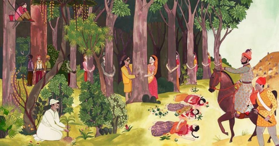 LUTTES POUR LE VIVANT Tree_hugger